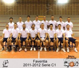 FOTO STORICHE - Faventia 2011-12