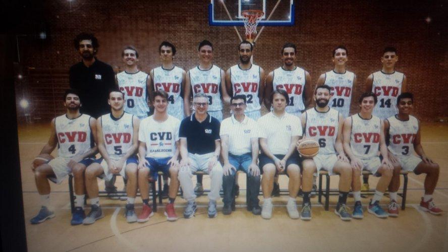 CVD Casalecchio di Reno - Artusiana Basket Forlimpopoli 82 -75