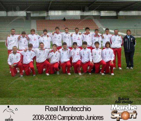 FOTO STORICHE - Real Montecchio Juniores 2008-09