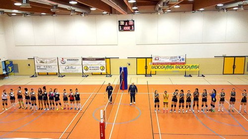 Rubicone In Volley-Gut Chemical Bellaria 3-1