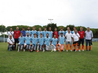 San Lorenzo-Sporting Villalta 1-3