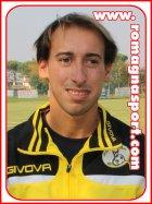 Mattia Lazzarini all'Atletico Viserba