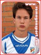 Federico Capitanio firma per Atletico Castenaso