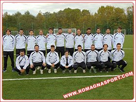 Fosso Ghiaia vs Bagnacavallo 0-0